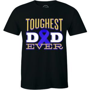 Toughest Dad Ever - Gift For Father's Day T-shirt